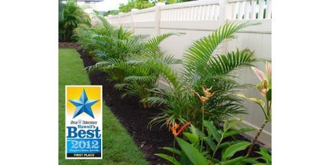 Aloha 'Aina Landscaping LLC, Lawn & Garden Sprinklers, Services, Aiea, Hawaii