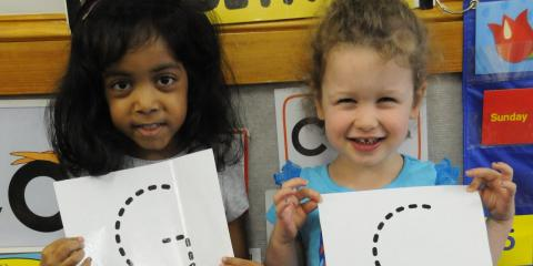 3 Ways Oak Grove Academy's Preschool Program Lays the Foundations for Literacy, Big Creek, Georgia
