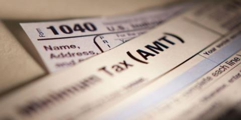 How You Can Minimize AMT (Alternative Minimum Tax), Oyster Bay, New York