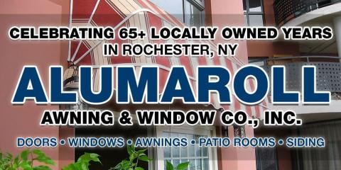Alumaroll Awning & Window Co Inc. , Awnings, Services, Rochester, New York