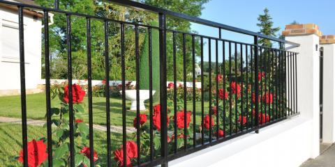 4 Benefits of Installing Aluminum Fences, Nicholasville, Kentucky