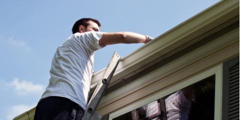 Top 5 Benefits of Installing Aluminum Gutters, Angelica, Wisconsin