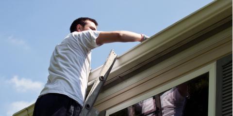 Top 5 Benefits of Installing Aluminum Gutters, Angelica, Wisconsin