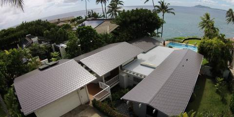 Call Hawaii's Only Certified Interlock® Aluminum Roofing Contractor For Superior Protection!, Koolaupoko, Hawaii