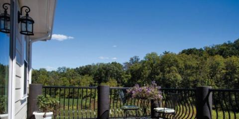 VertiCable Railings Give Your Deck the Clearest View Possible, Mount Crawford, Virginia