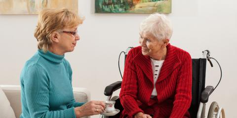 How to Speak With Someone Who Has Alzheimer's Disease, Canton, Georgia