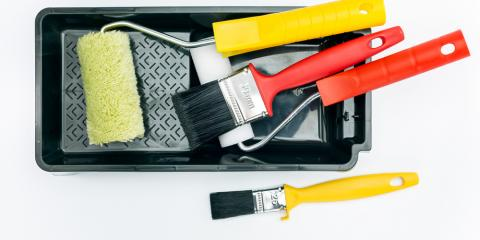 Paint FAQs: Choosing the Right Brush & Roller , New Milford, Connecticut