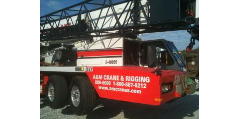 Discover the Importance of Crane Services, High Point, North Carolina