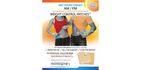 AM/PM Weight Control Patches to Help YOU!, Grand Island, Nebraska