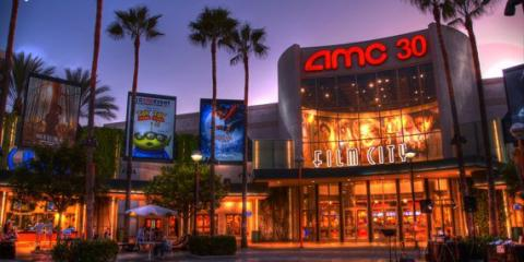 Dine-In Movies & Thrilling IMAX: The Movie-Going Experience at AMC Theatres, San Diego, California