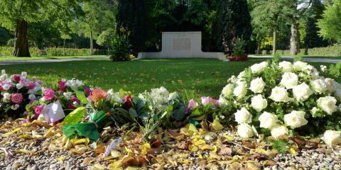 4 Meaningful Funeral Flower Choices, Amelia, Ohio
