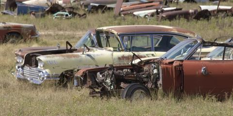 Why Selling a Junk Car to an Auto Salvage Yard Is Good for the Environment, Amelia, Ohio