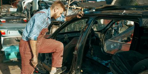 5 Reasons to Buy Used Car Parts, Union, Ohio