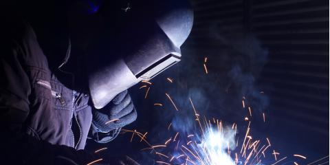 Why Choose an AWS-Certified Metal Fabrication Company?, Amelia, Ohio