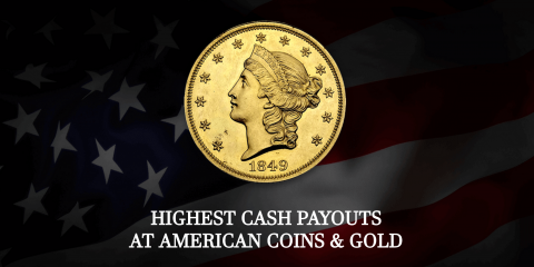 American Coins & Gold Opens In Palisades Mall!, West Nyack, New York