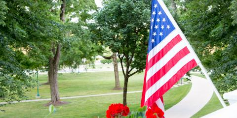 How to Dispose of an American Flag, Vermilion, Ohio