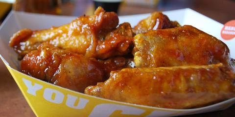 The Best Way to Feed Hungry Fans on Game Day: Take-Out Wings & All-American Food From Buffalo Wild Wings, Queens, New York