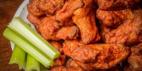 How to Enjoy Wings on a Diet, Oyster Bay, New York