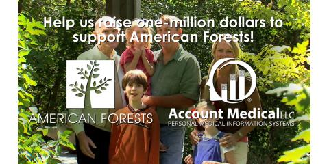 Let's Partner Together to Help Restore and Replant America's Forests, Anoka, Minnesota