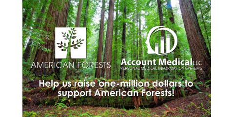 Subscribe with Us to Help Plant Trees with American Forests, Anoka, Minnesota