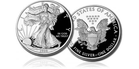 American Silver Eagles Coins, Ewa, Hawaii