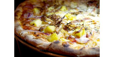 ​Organic Pizza is Running Fuel For Weekend Warriors at American Flatbread Tribeca Hearth, Manhattan, New York