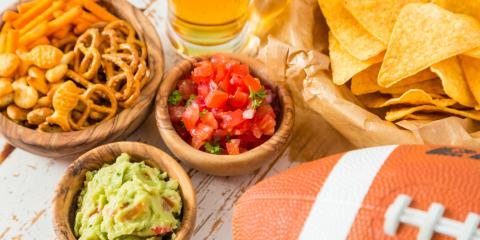 3 Delicious Appetizers You Can Make at Home for the Big Games, Danbury, Connecticut