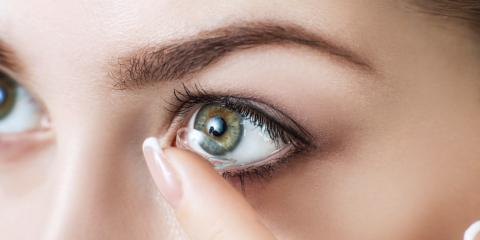 3 Types of Contact Lenses, Amherst, Ohio