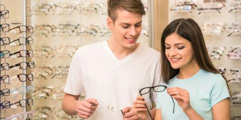 A Guide to Choosing the Right Eyeglasses, Amherst, Ohio
