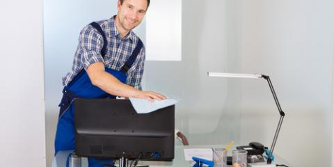 3 Tips to Help Prepare Your Office Space for a Cleaning Service, New Haven, Connecticut