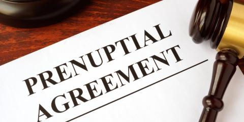 how to create a prenuptial agreement
