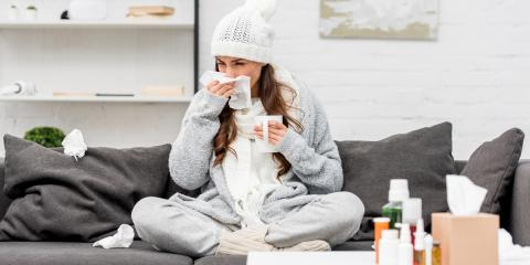 3 Easy Ways to Avoid Getting the Flu, Anacortes, Washington