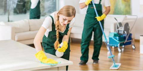 What's the Difference Between Cleaning & Disinfecting? , Anahuac, Texas