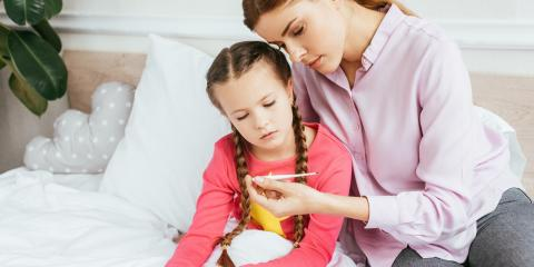 When to Take Your Child to the Emergency Room for a Fever, Anahuac, Texas