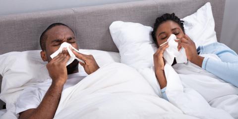 3 Ways to Survive Cold & Flu Season, Anahuac, Texas