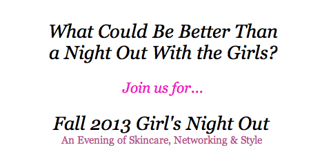 Anand Medical Spa Hosts Girl's Night Out on October 10th: An Evening of Skin Care, Networking, & Style , New York, New York