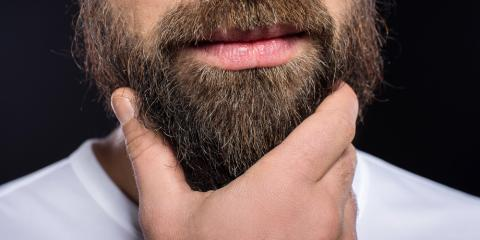 A Barber's Top 3 Tips for Finding the Best Beard Style for Your Face, Anchorage, Alaska