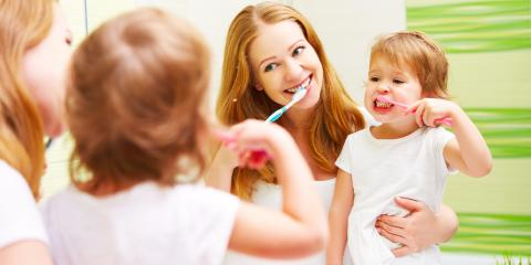 Common Questions Parents Have About Teeth Brushing, Anchorage, Alaska