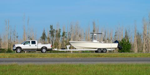 3 Types of Trailers for Your New Boat, Anchorage, Alaska