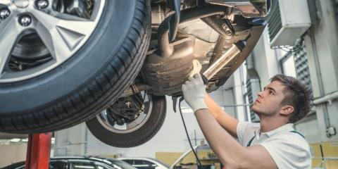 3 Signs Your Drive Shaft Needs Repairs, Anchorage, Alaska
