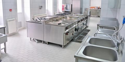 Flooring Choices for Your Commercial Kitchen, Anchorage, Alaska