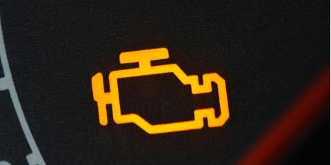 5 Reasons Your Check Engine Light Is On, Anchorage, Alaska