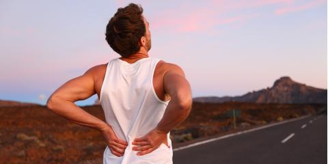 Chiropractors Offer Solutions for Back Pain, Anchorage, Alaska