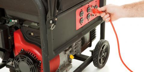 5 Generator Usage & Maintenance Tips, Anchorage, Alaska
