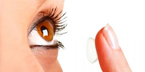 3 Essentials of Proper Contact Lens Care, Anchorage, Alaska