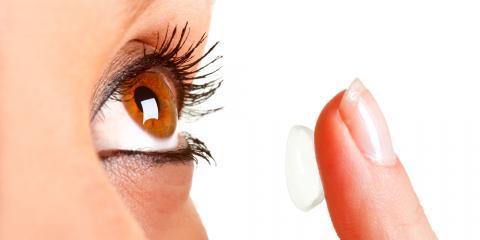3 Essentials of Proper Contact Lens Care, Anchorage, Alaska