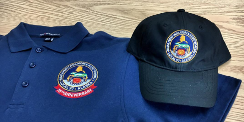 Promote Your Brand With Custom Embroidery, Anchorage, Alaska