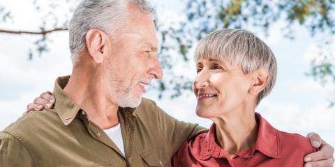 Top 4 Dental Issues Among Seniors, Anchorage, Alaska