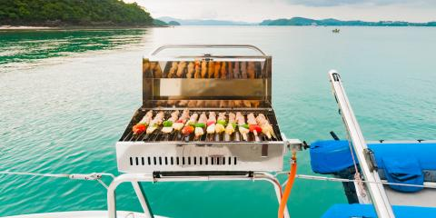 The Complete Guide to Grilling on Your Pontoon Boat, Anchorage, Alaska