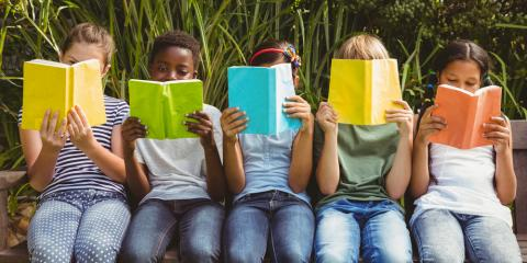 Early Childhood Learning Center Explains 5 Benefits of Early Reading, Anchorage, Alaska